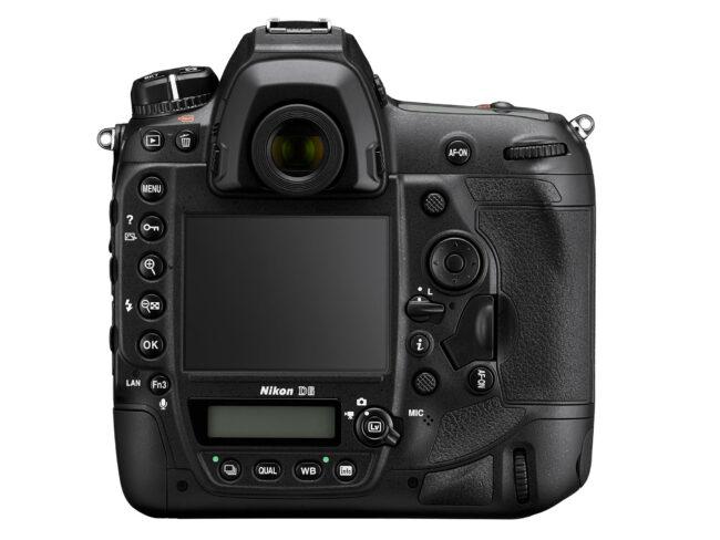 Nikon D6 Volver