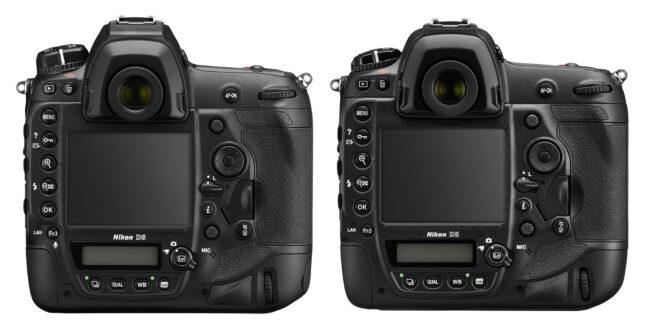 Nikon D6 vs Nikon D5 Volver