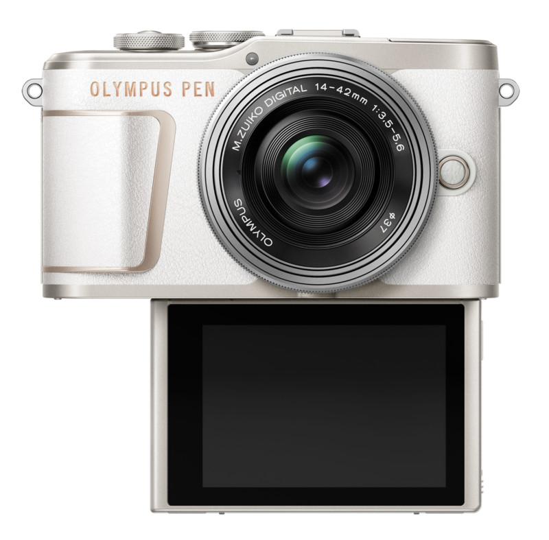 Olympus lanza un lente súper compacto de 12-45mm f/4 PRO y una cámara PEN E-PL10