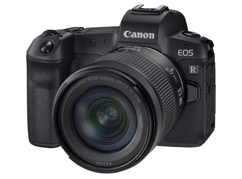 Canon lanza un asequible kit de lentes 24-105mm f/4-7.1 IS para la montura RF
