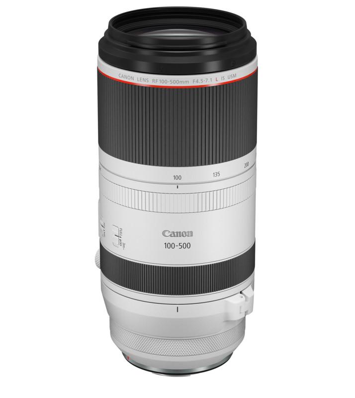 Canon anuncia el desarrollo del EOS R5 con IBIS, 8K Video y más