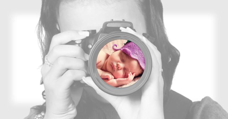 Una mujer se hizo pasar por fotógrafa de recién nacidos para robar un bebé
