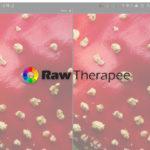 El software de edición gratuita RawTherapee añade una impresionante función de 'Captura y agudización'.