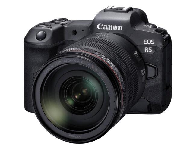 La Canon EOS R5 presentará el IBIS y filmará 20 FPS, 8K Video