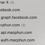 Luminar 4 envía datos a Facebook en segundo plano por defecto