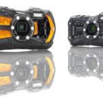 """Ricoh presenta la cámara compacta WG-70 """"ultra-resistente""""."""