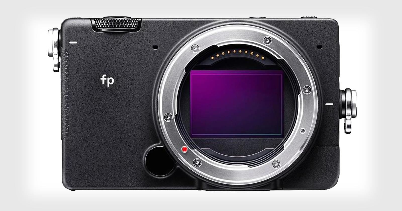 Sigma se disculpa, dice que la cámara de fotograma completo de Foveon se retrasa indefinidamente