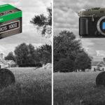 Simulación cinematográfica contra película real: Comparación de Fuji ACROS