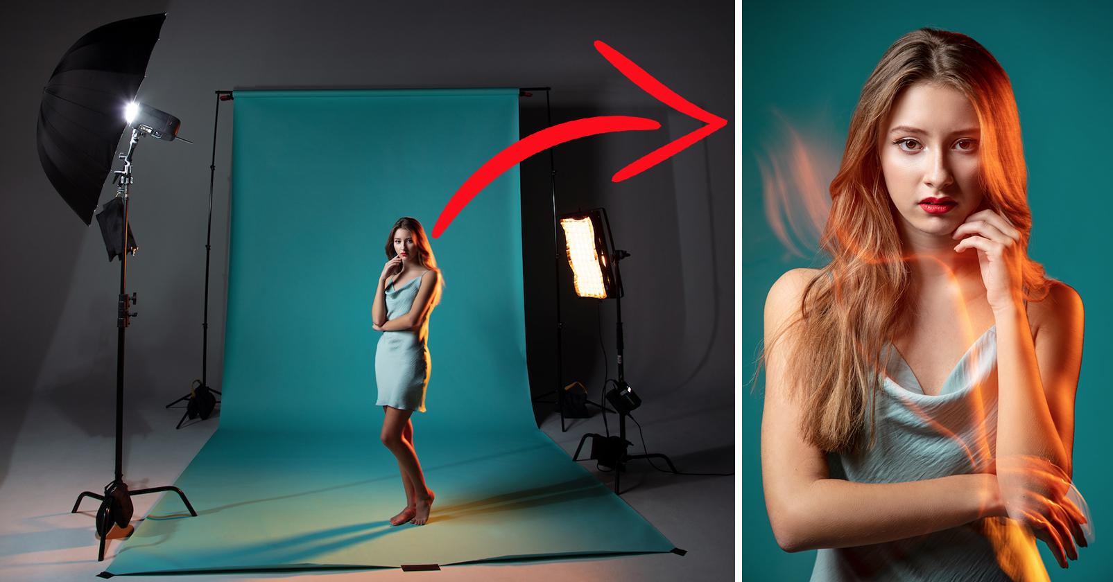Entendiendo la sincronización de la cortina frontal vs. la trasera, y cómo usar ambas para los retratos