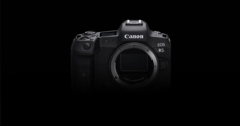 Canon confirma las especificaciones de la EOS R5 para 'Acabar con la especulación'.