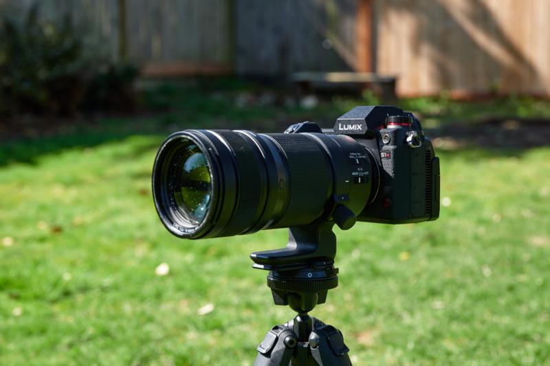 La Lumix S Pro 70-200mm f/2.8 IO es una sólida opción