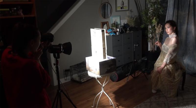 Cómo Obtener la Luz Moteada en tu casa · Montar tu propio estudio