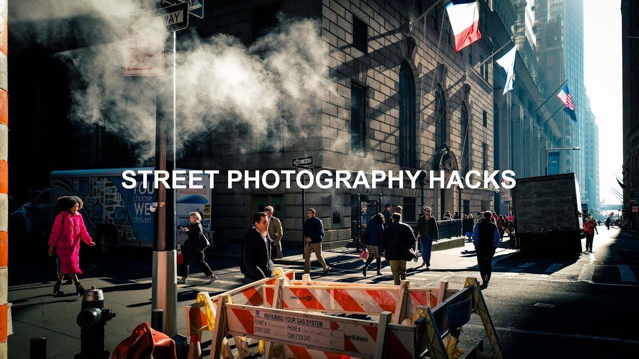 7 consejos de fotografía callejera para principiantes