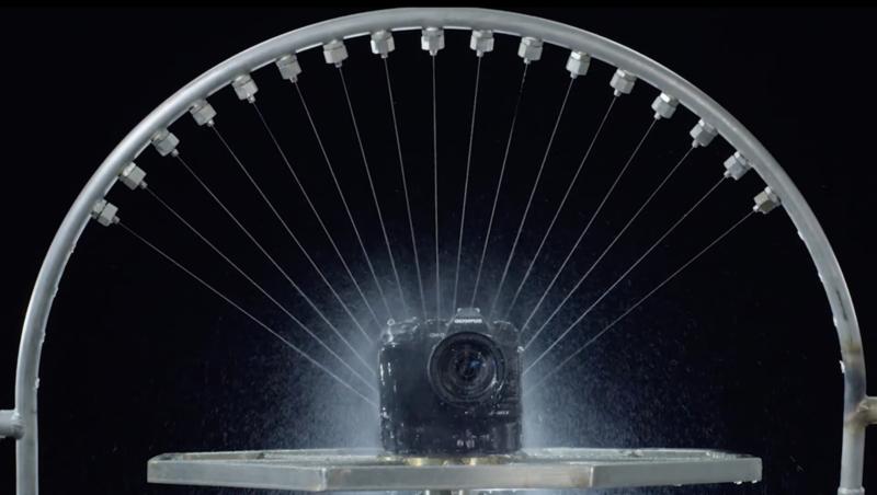 Una avería en profundidad muestra cómo sellar correctamente una cámara...
