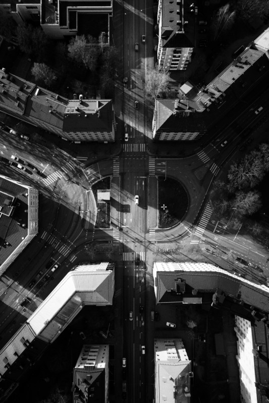 Fotos en Drone de Helsinki