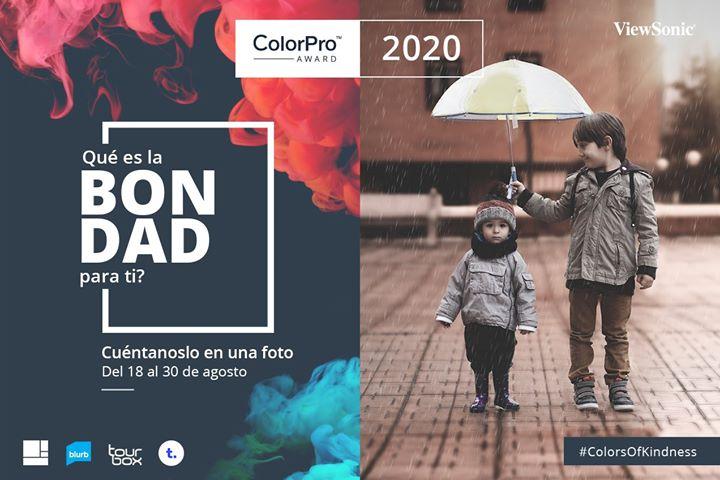 Concurso de fotografía ColorPro2020